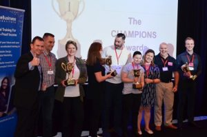 ebusiness institute cup awards for top scoring students 2018